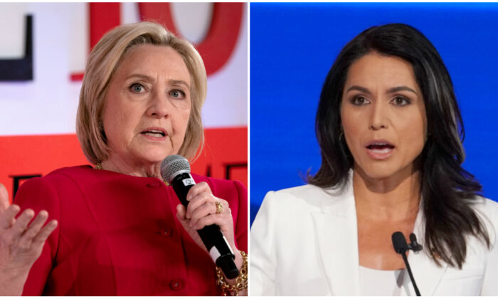 Cincinnati: Gabbard Attorneys Demand Retraction of Hillary Clinton's 'Defamation'